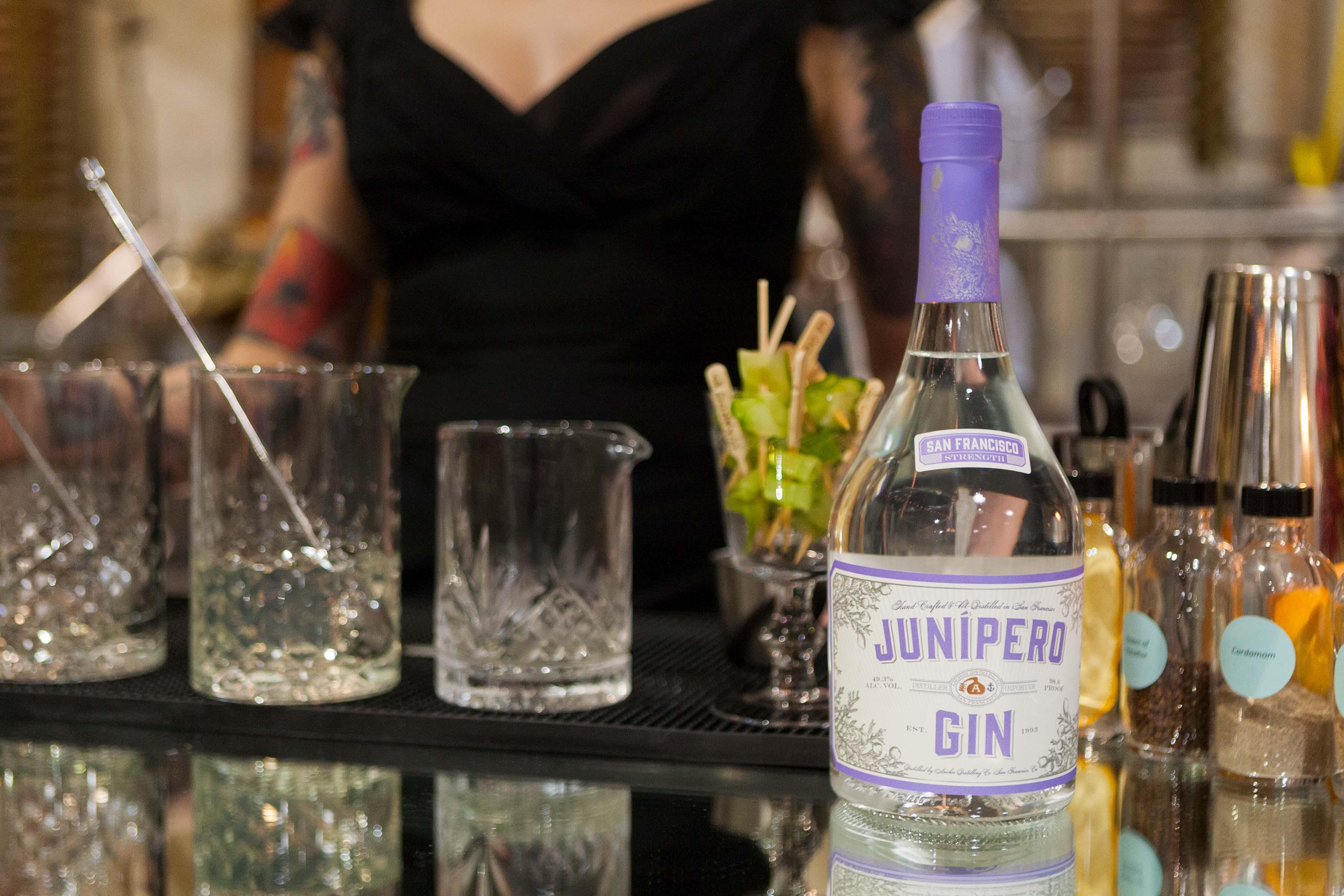 Anchor Distillery's 20 Years of Juniper Gin