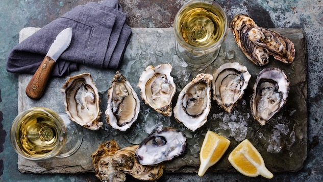 oysters shutter long