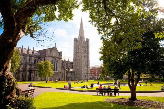 St Patrick's Park, Dublin City, Ireland
