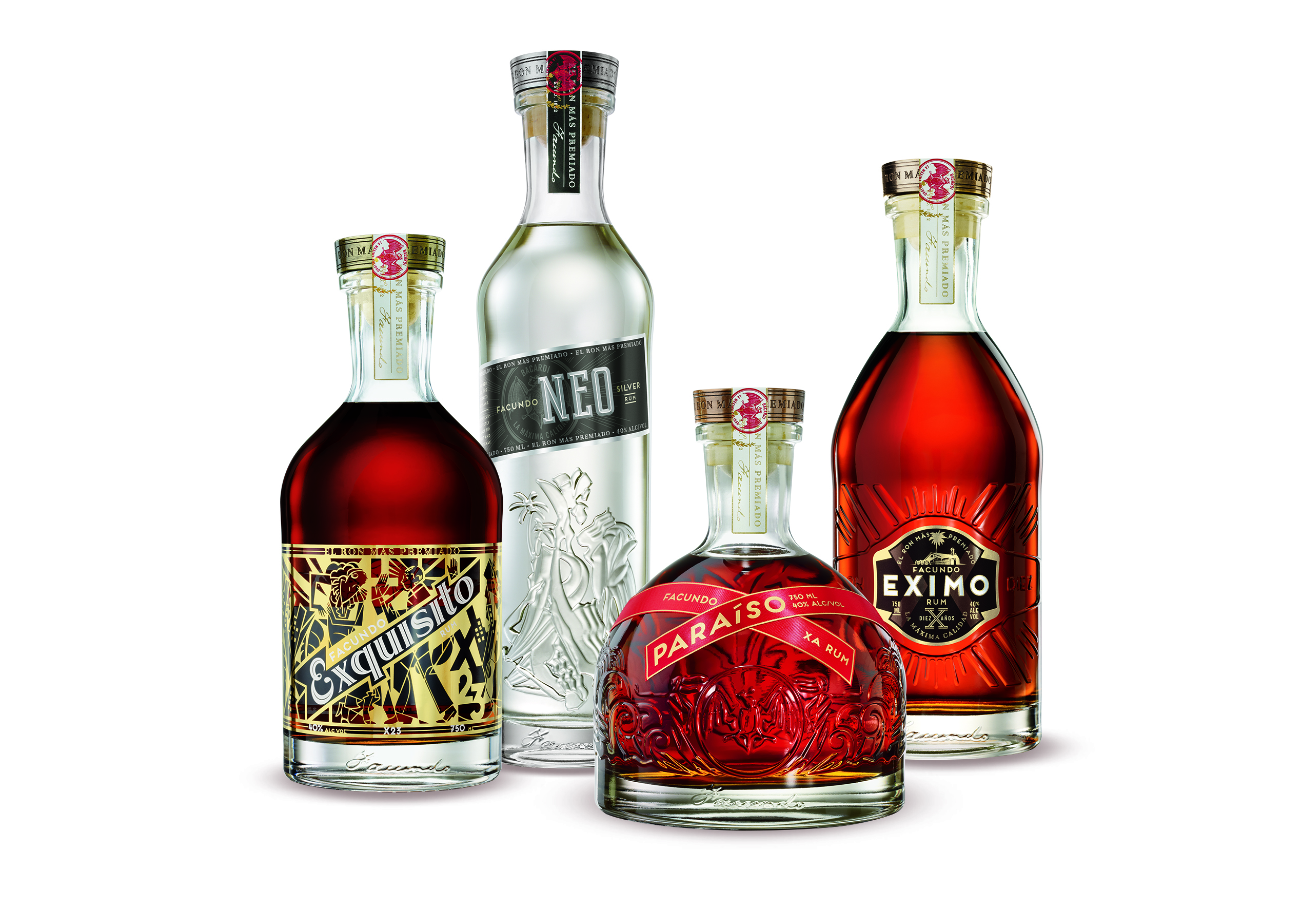 Facundo Rum Collection_credit FACUNDO Rum Collection