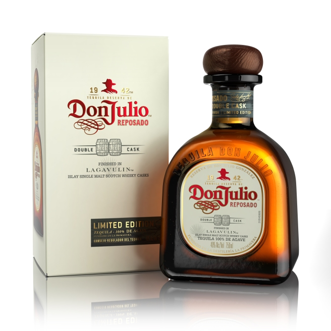 Tequila Don Julio Reposado, Double Cask